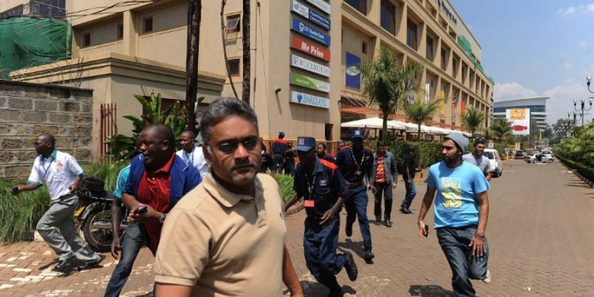 Al menos 20 muertos en ataque en centro comercial de Kenia