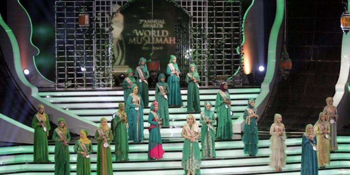 Miss Musulmana, la réplica islámica al concurso Miss Mundo