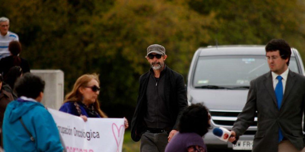 Fotos: Familiares, amigos y famosos llegan a despedir a Ricarte Soto