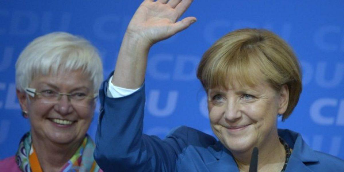 Angela Merkel logra histórico triunfo en Alemania con mayoría absoluta