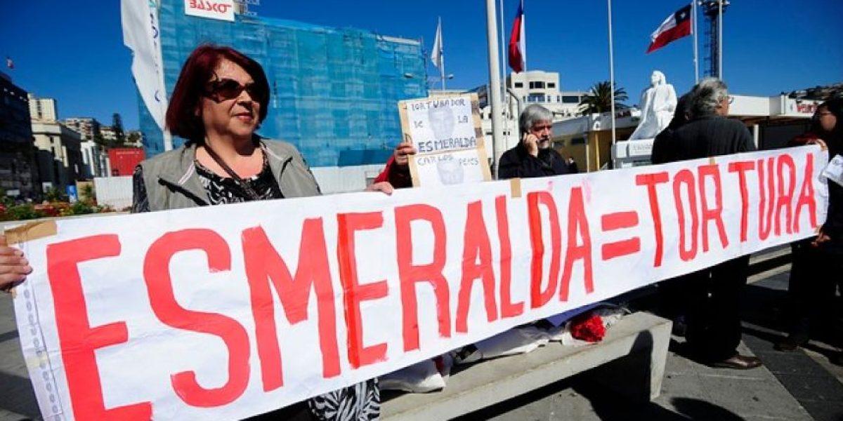 En medio de manifestaciones inicia nuevo viaje de instrucción el Buque Escuela Esmeralda