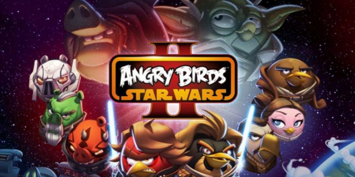 Fotos: Conoce Angry Birds Star Wars II