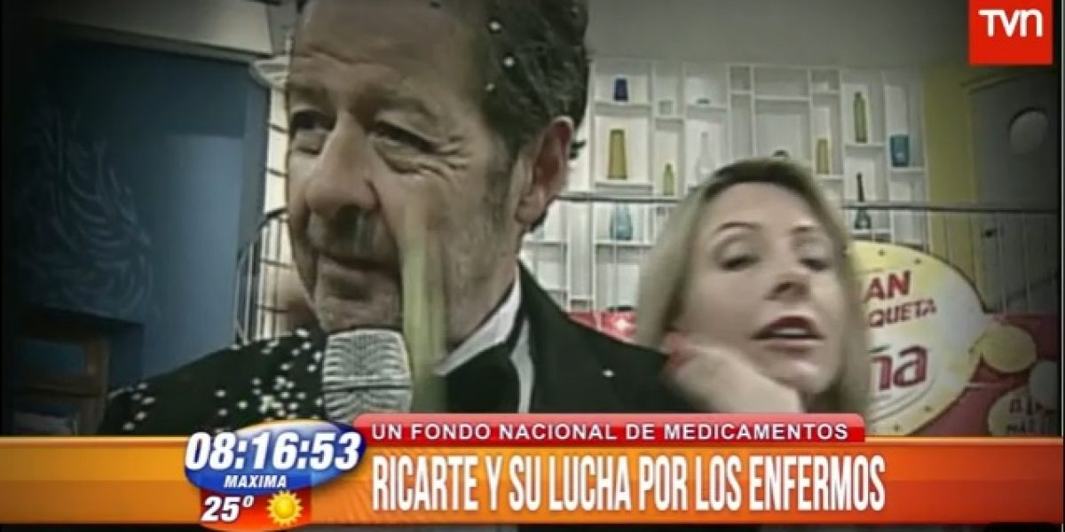 BDAT dedica programa especial a Ricarte Soto