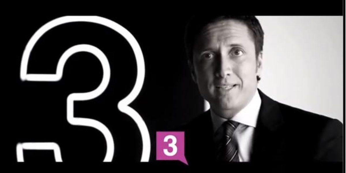 Confirman que Canal 3TV no saldrá al aire y genera molestia en Twitter