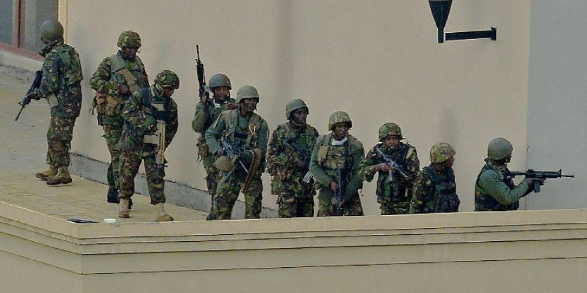 Luego de tres días termina ataque a centro comercial de Nairobi: 67 muertos