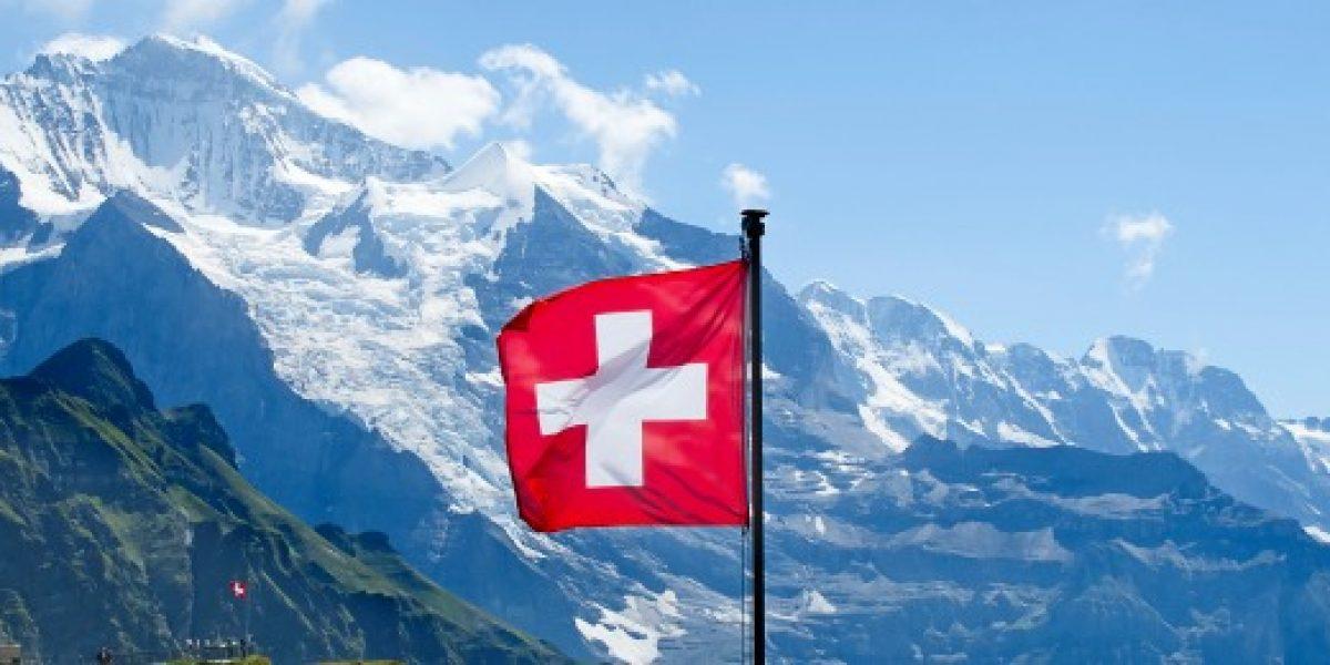 Los suizos son los más ricos del mundo
