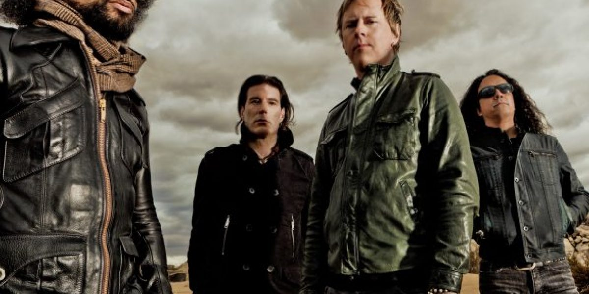 Alice In Chains en Chile agota Platea alta y tribuna