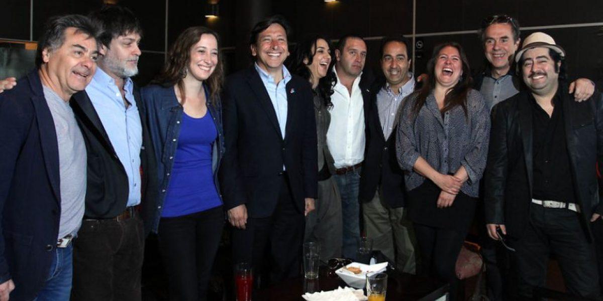 Galería: Actores y políticos en lanzamiento del trailer de El Derechazo