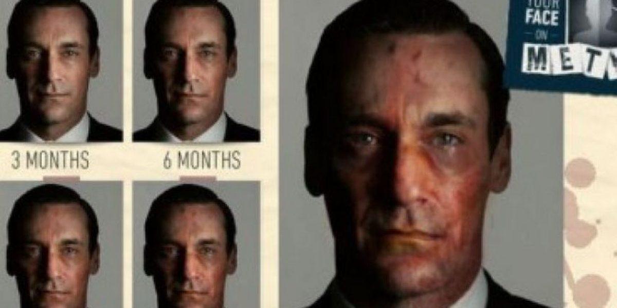 FOTOS: Esto pasaría si consumiera la droga de conocida serie de TV