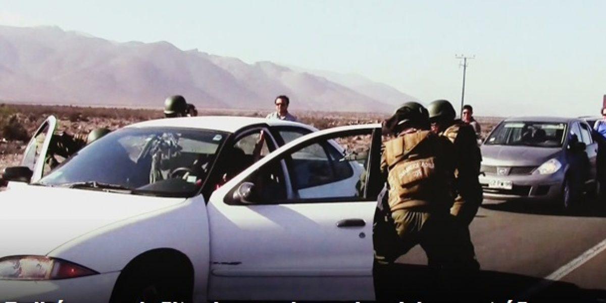 Contacto deja al descubierto nexos de la policía con narcotraficantes