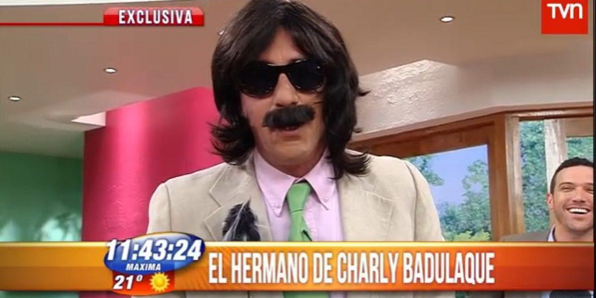 BDAT lleva al doble de Charly Badulaque y se terminan burlando de él