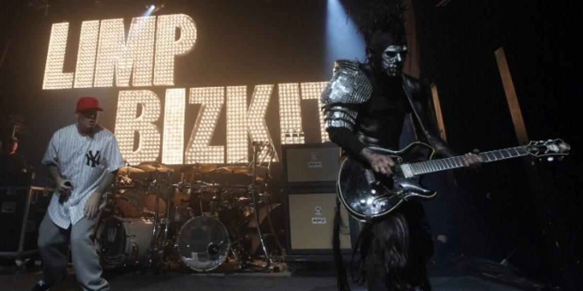 Limp Bizkit regresa: