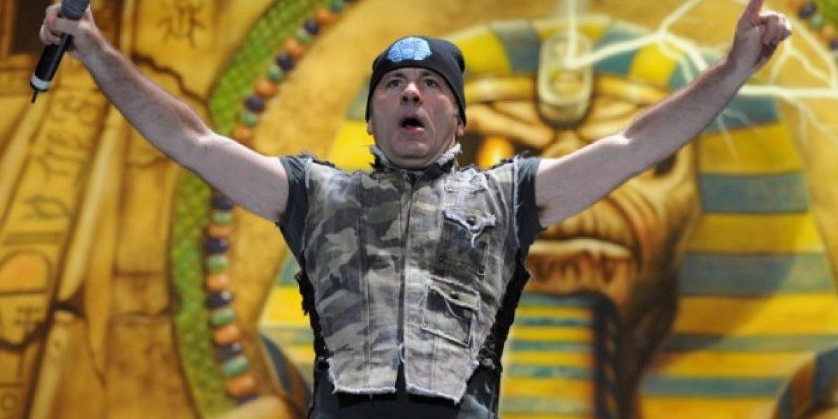 No te quedes fuera: Iron Maiden vende 50 mil entradas a una semana de su regreso a Chile