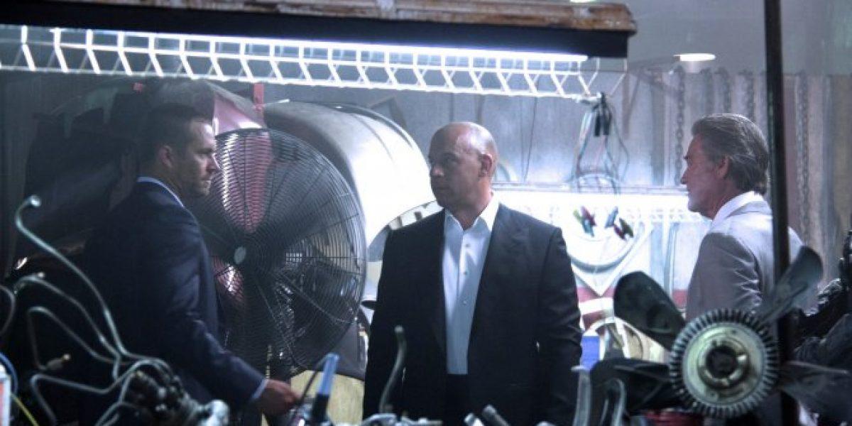 Vin Diesel confirma a Kurt Russell en