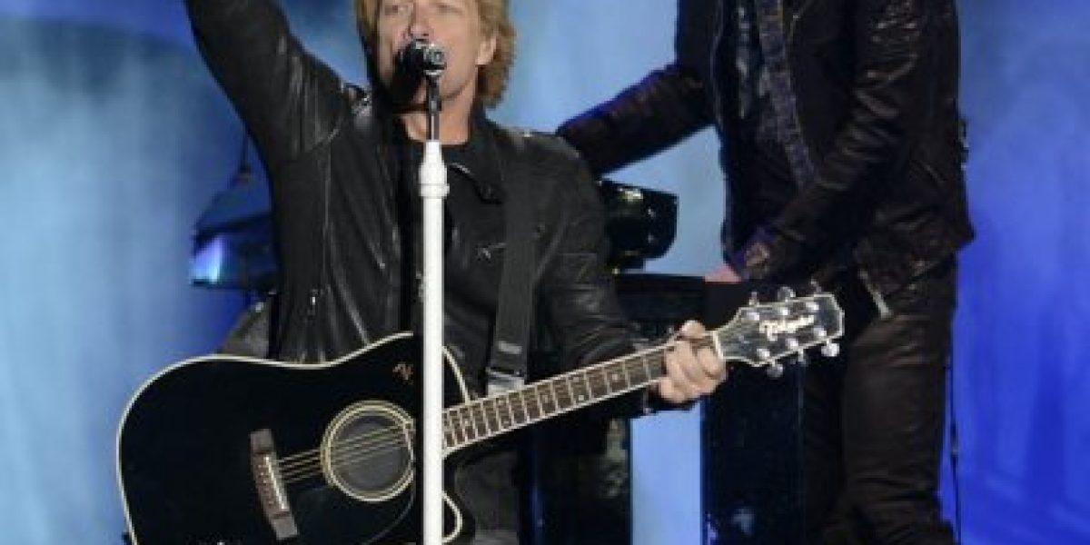 Bon Jovi volvió a conquistar Chile en una de sus giras más accidentadas