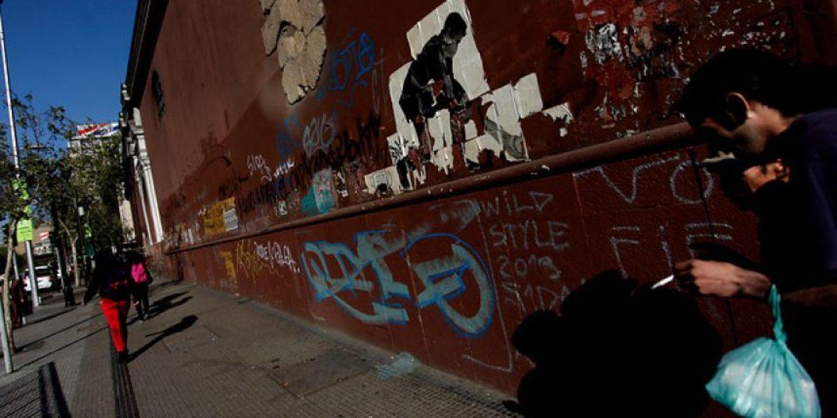 Polémica por fallo que obliga al Municipio de Santiago pintar Iglesia San Francisco