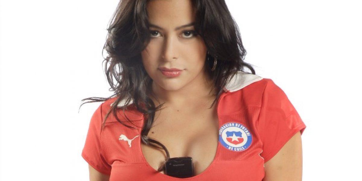 Larissa Riquelme: