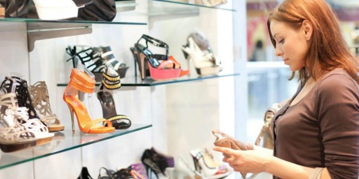 CNC: un 11,8% crecen ventas del comercio en la región Metropolitana durante agosto
