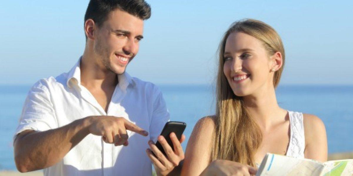 Si vas a Australia, ojo en cómo usas tu smartphone