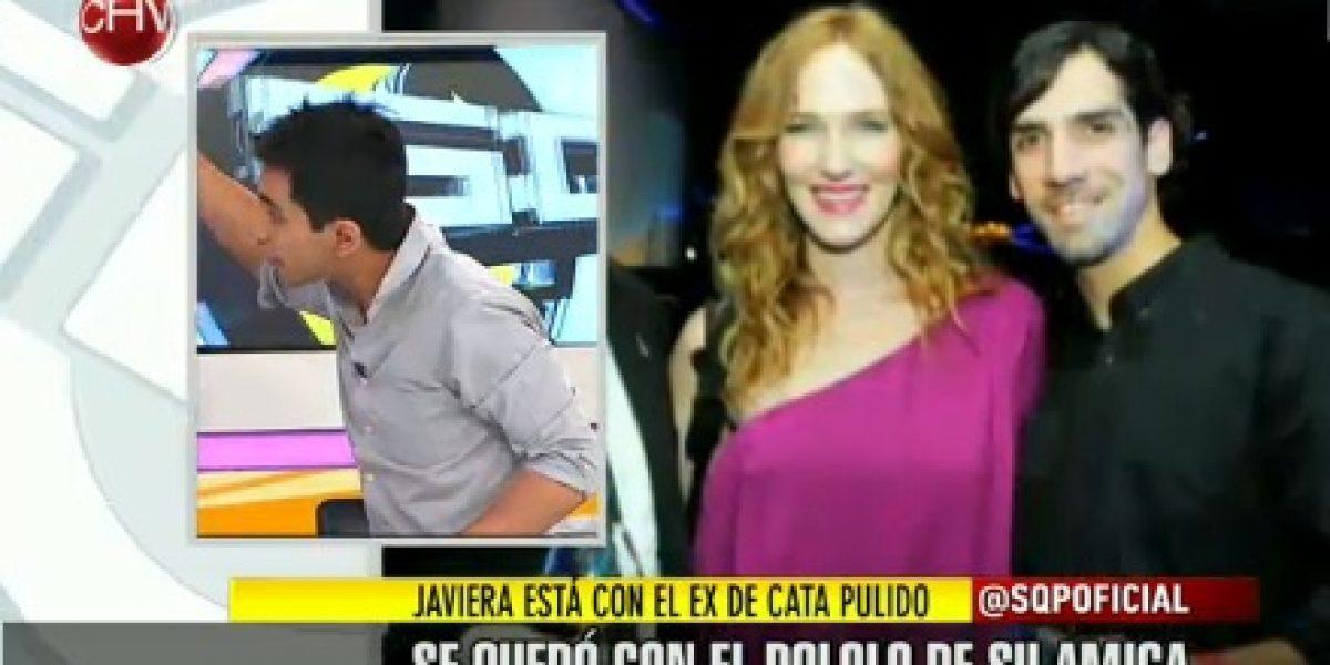 Aseguran que Javiera Acevedo le quitó el pololo a su amiga Catalina Pulido