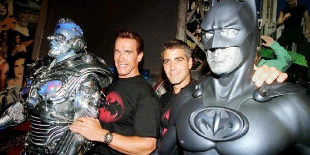 George Clooney a 16 años de interpretar a Batman: