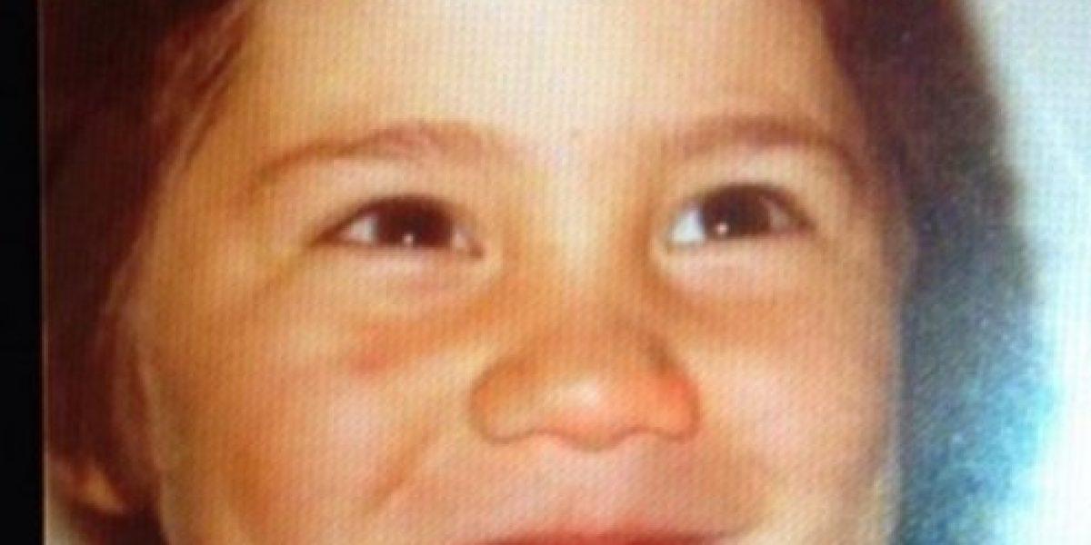 Así era yo cuando niño: Pancho Saavedra
