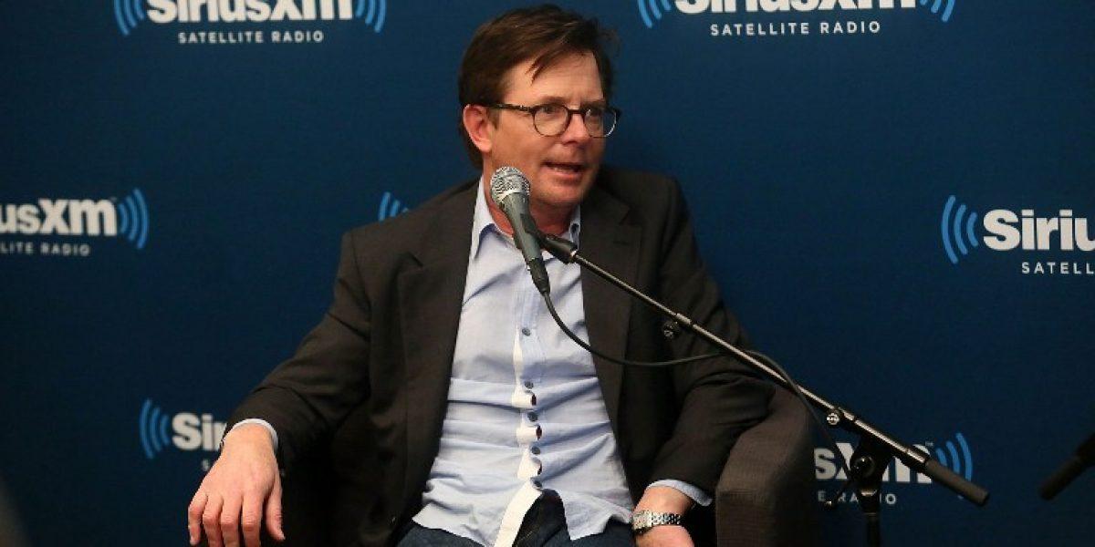 Michael J. Fox regresó en gloria y majestad a la TV