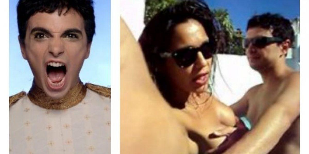 Filtran video privado del líder de Miranda! con su ex pareja