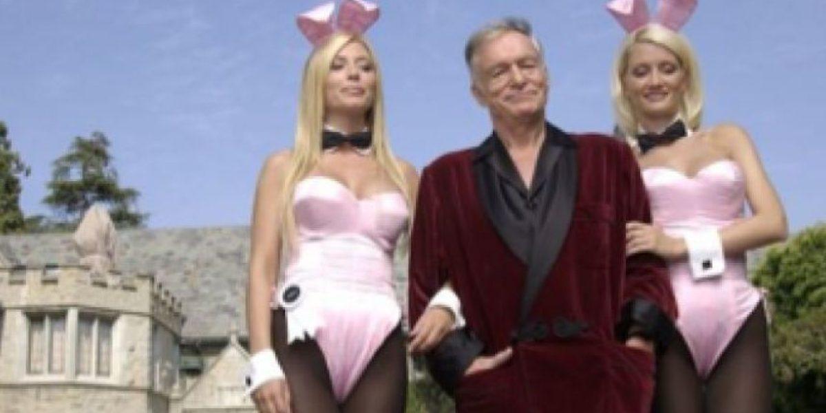 Fotos: 5 datos que no sabías del fundador de Playboy