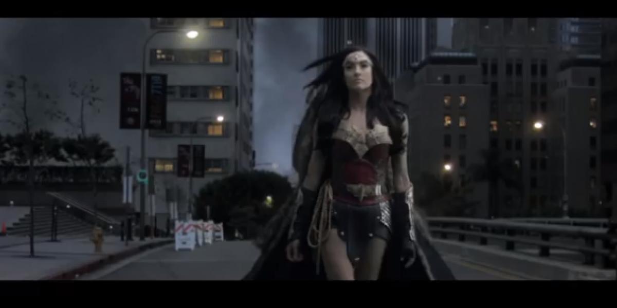 Corto de la Mujer Maravilla supera los 3 millones de visitas