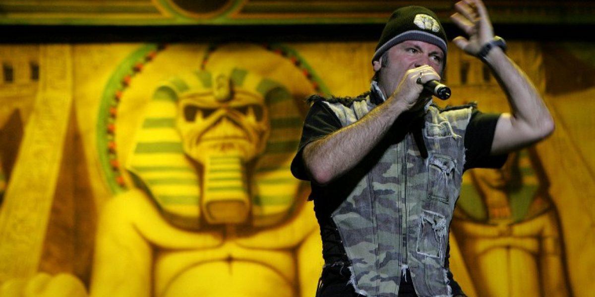 Iron Maiden en Chile: Revisa horarios de las bandas e ingreso al Nacional