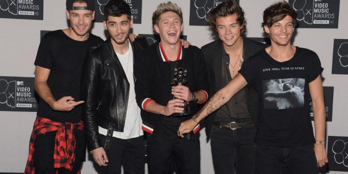 One Direction presenta su