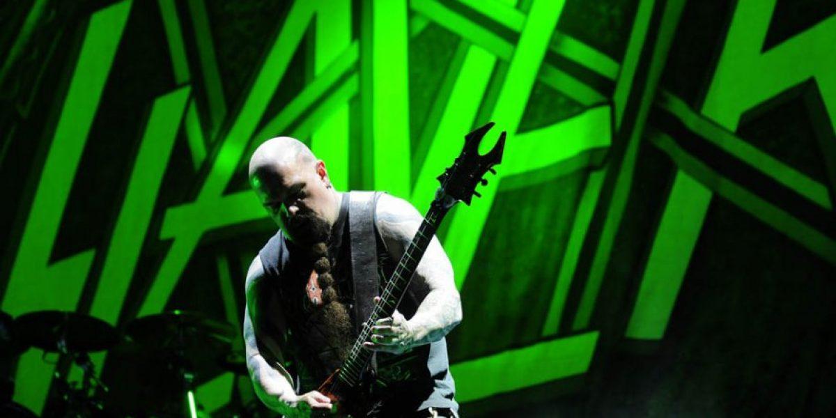Slayer y Ghost los invitados de Iron Maiden en el Nacional
