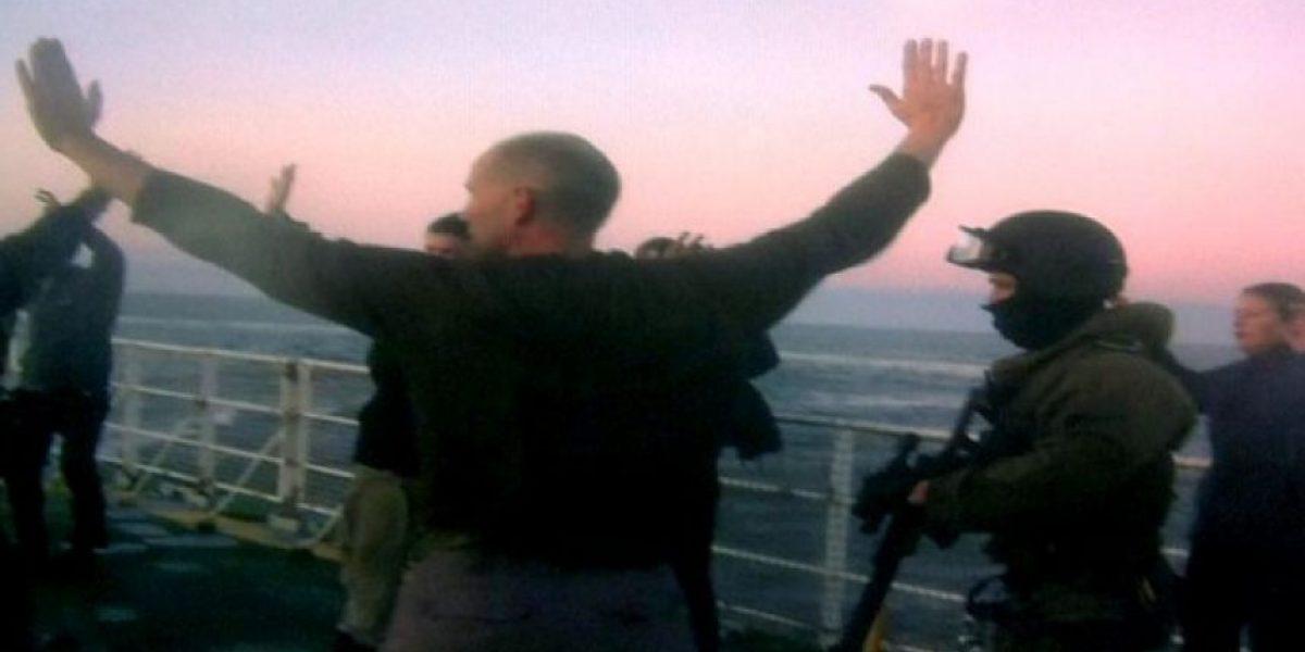 Activistas de Greenpeace detenidos en Rusia fueron acusados de