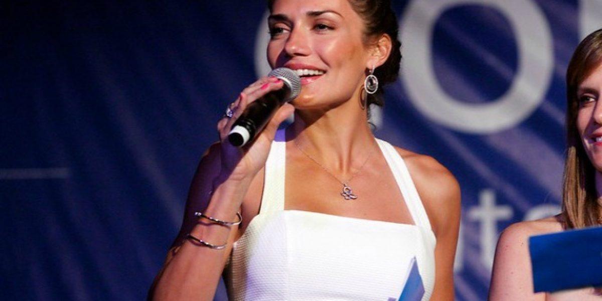 Carolina De Moras ya estaría confirmada para el Festival de Viña del Mar