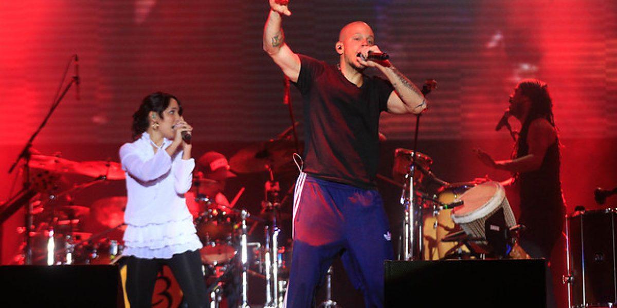 Histórico concierto censurado de Calle 13 llega a internet