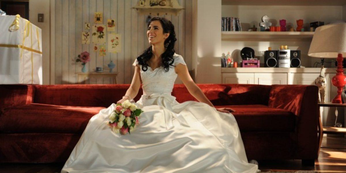 Así se verá Cristina vestida de novia en