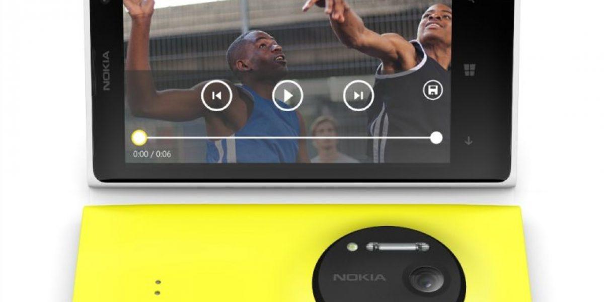 Llega a Chile el Nokia Lumia 1020: El smartphone que revoluciona la fotografía