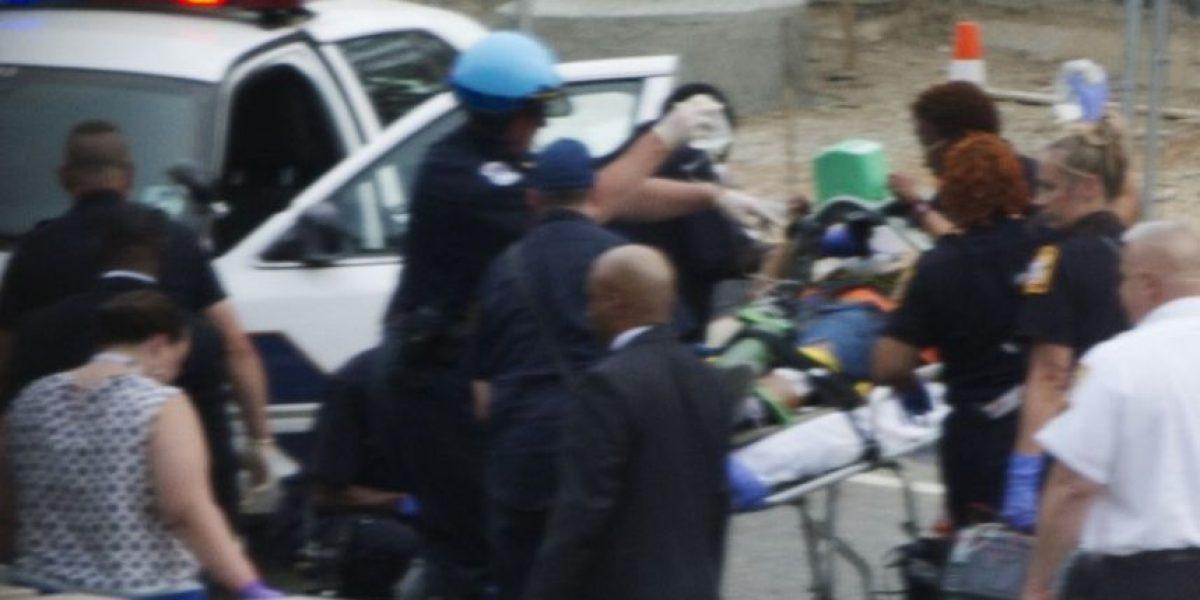 [FOTOS] EE.UU: Señalan que mujer abatida en el Capitolio padecía depresión posparto