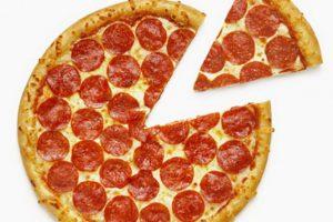 Comer proteínas y almidones en un mismo momento, como por ejemplo: pizza de Pepperoni, inhabilita la digestión y propiciando la putrefacción de la comida, llevando a condiciones acídicas la sangre.. Imagen Por: