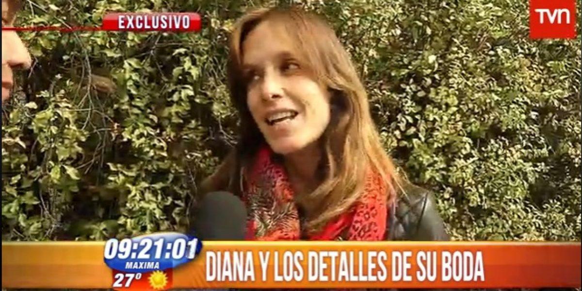 Diana Bolocco revela detalles de su matrimonio y BDAT le regala liga