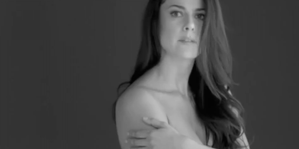 Estas famosas chilenas se desnudan por campaña contra el Cáncer de Mama