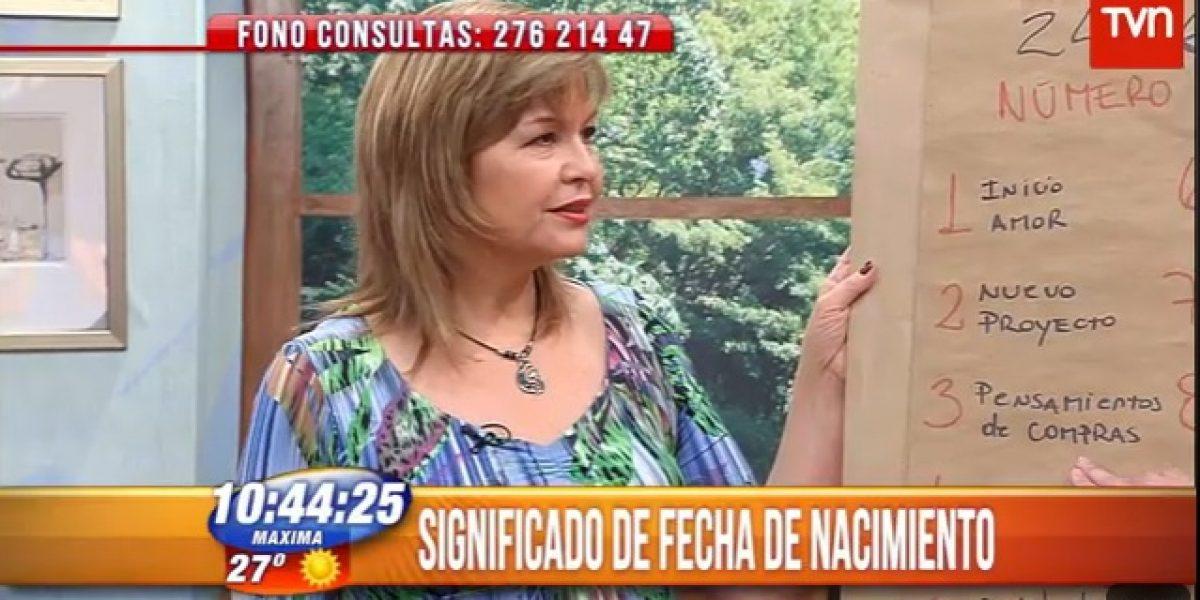 BDAT: Numeróloga vaticina futuro de Diana con Cristián Sánchez y anuncia otro hijo
