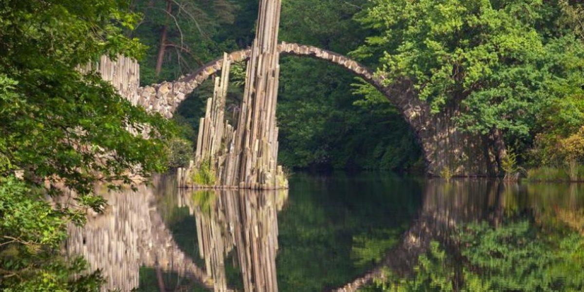 [GALERIA] Los puentes mas bizarros y hermosos del planeta
