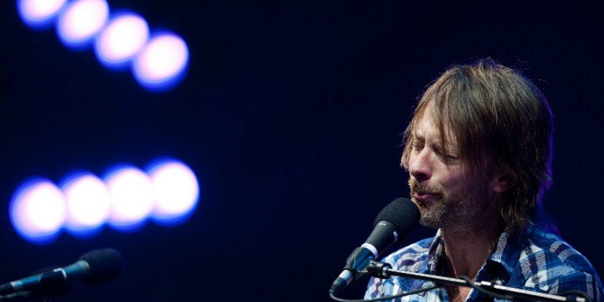 15 cosas que quizás no sabías de Thom Yorke