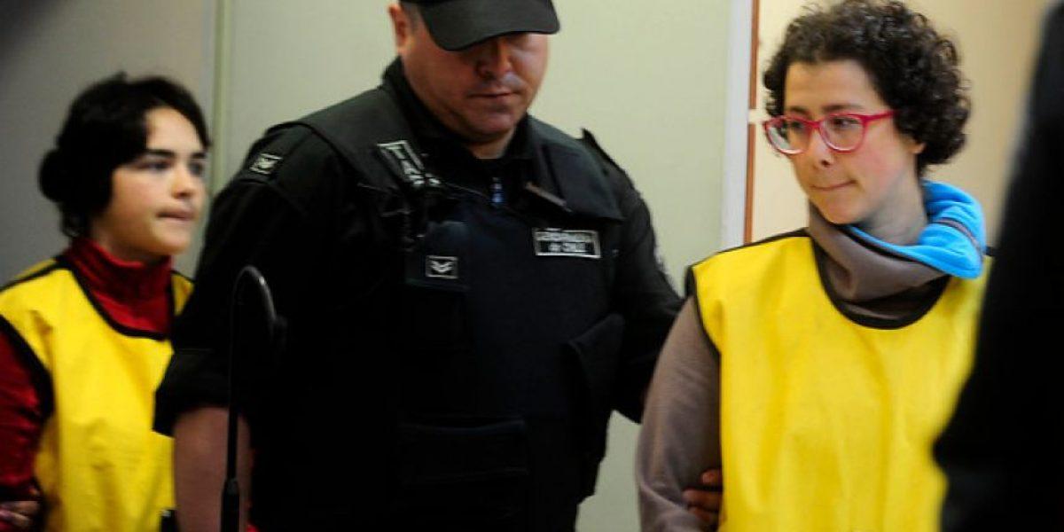 [FOTOS] Tribunal de Quilpué revisa los casos dos integrantes de la secta de Colliguay
