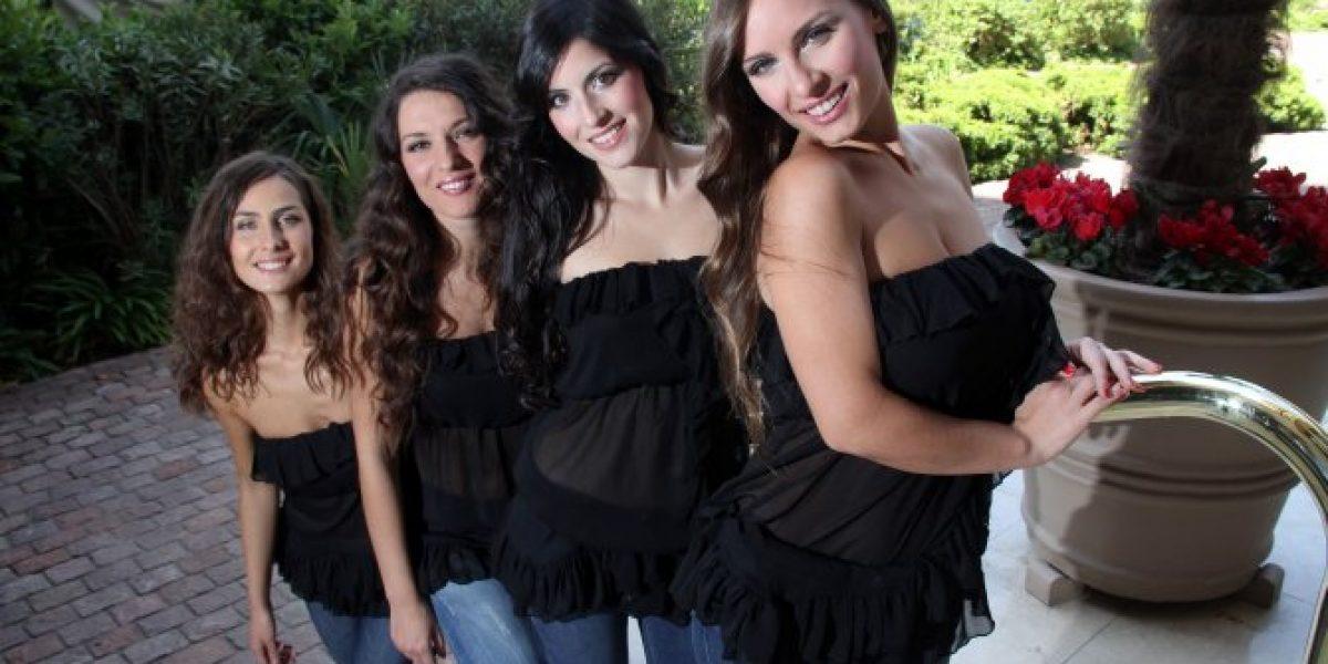 Éstas son las cuatro divas italianas que acompañarán a Bocelli en el escenario