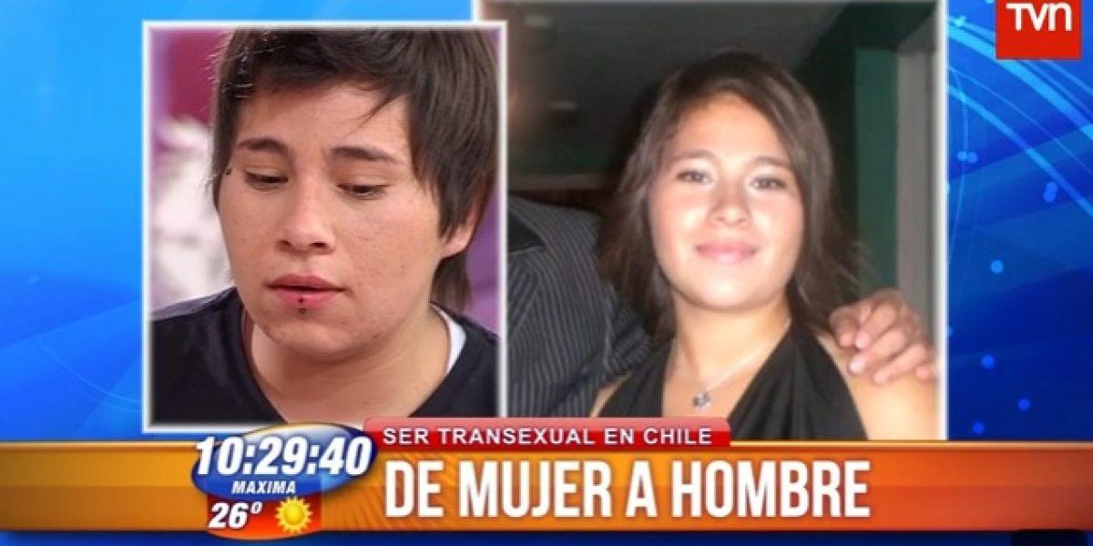 BDAT: Julián y Claudia emocionados con historia de joven transexual