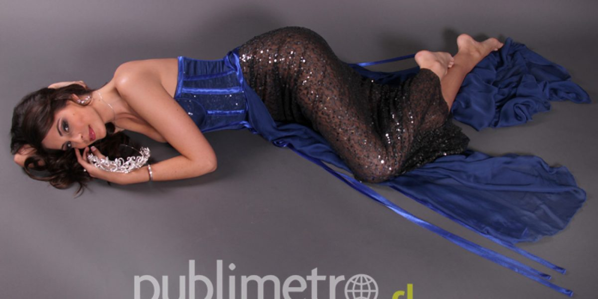 Nueva Miss Universo Chile: Sobrina de Evelyn Matthei posó en exclusiva para Publimetro