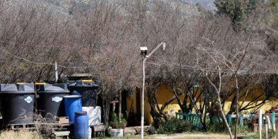 Imágenes de la parcela donde funcionaba secta de Curacaví y revelan detalles